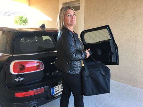 Florence Opticienne à domicile déplacement Charente